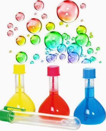Magic Rainbow Bubbles Boy Girl Gift  Christmas Stocking Filler